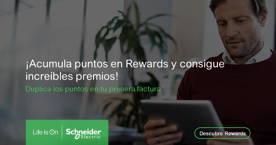 Acumula puntos en Rewards